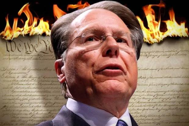 NRA's doomsaying sham