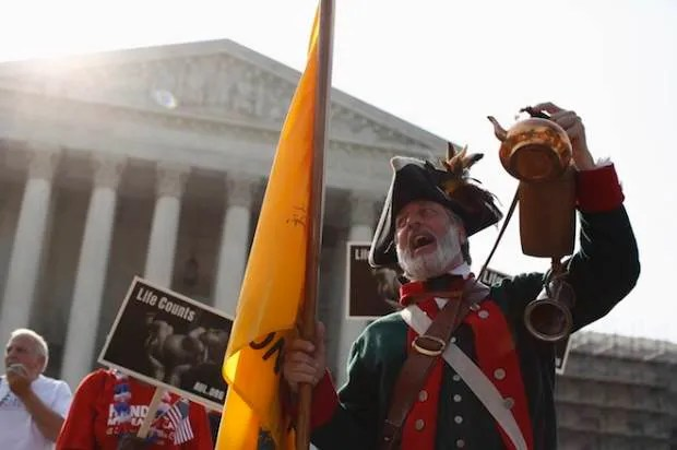 The Tea Party is on life support: New poll shows it's less popular than ever