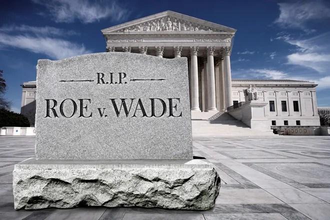 Image result for overturn roe v wade images