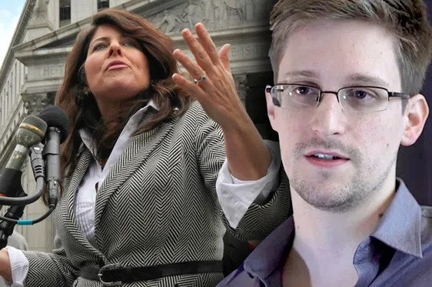 Here come the Edward Snowden truthers