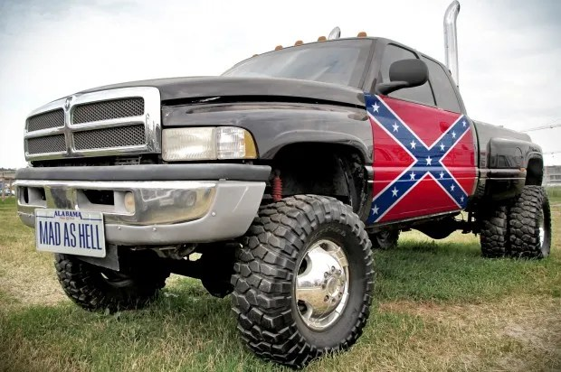 America's angriest white men: Up close with racism, rage and Southern supremacy