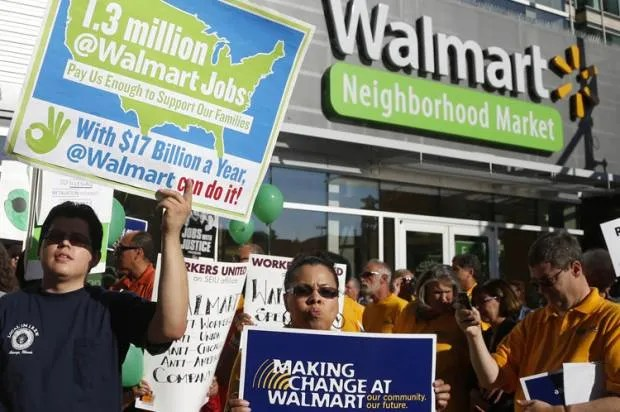 BREAKING: Wal-Mart faces warehouse horror allegations and federal Labor Board complaint