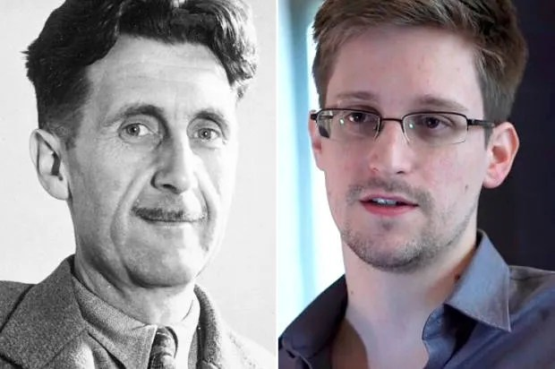 Our Orwellian reality: Drone wars, surveillance, a lapdog media -- and you