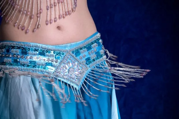 Why I can't stand white belly dancers