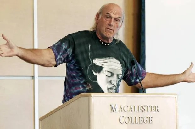 """These pseudo-religious people who I find laughable"": Jesse Ventura talks Republicans, Nazis and running for president"