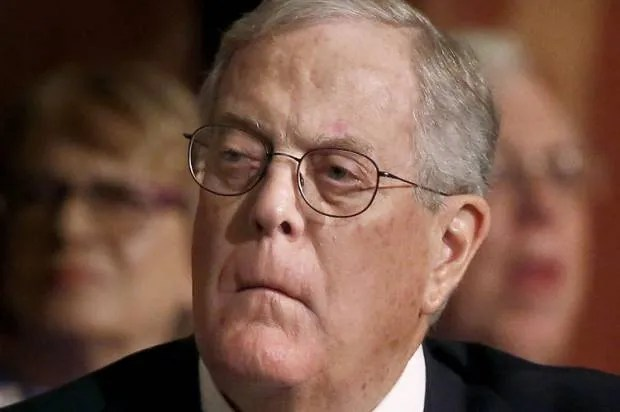 Koch brothers' humiliating secret: Why even their billions can't save the GOP from self-destruction