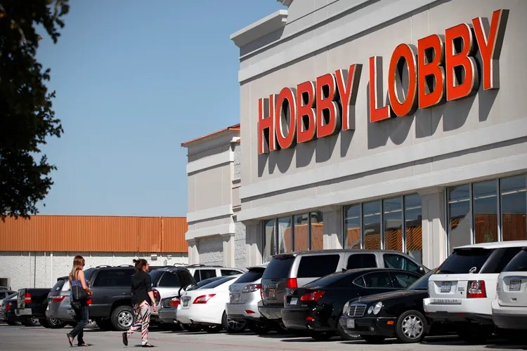 """Hobby Lobby family wants to bring """"literal reading of the ... on Hobby Lobby id=73864"""