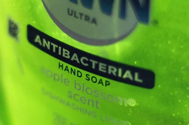 The danger in your antibacterial soap