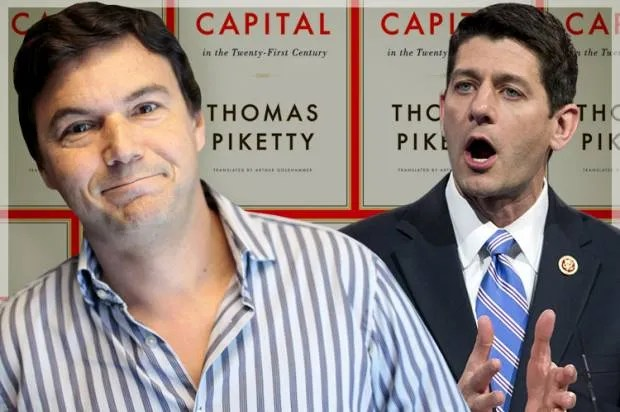Thomas Piketty terrifies Paul Ryan: Behind the right's desperate, laughable need to destroy an economist