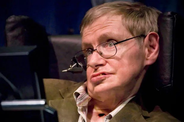 "Stephen Hawking: ""God particle"" could demolish the universe"