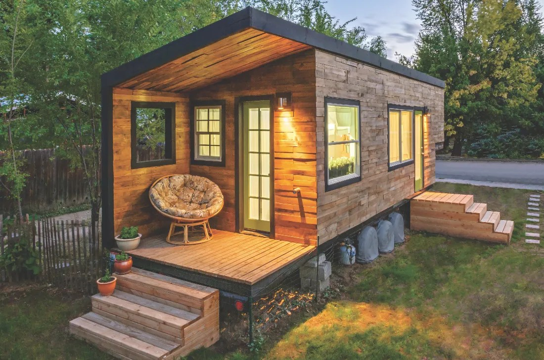Tiny House Movement, Business, Entrepreneur