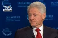 Bill Clinton on Meet the Press