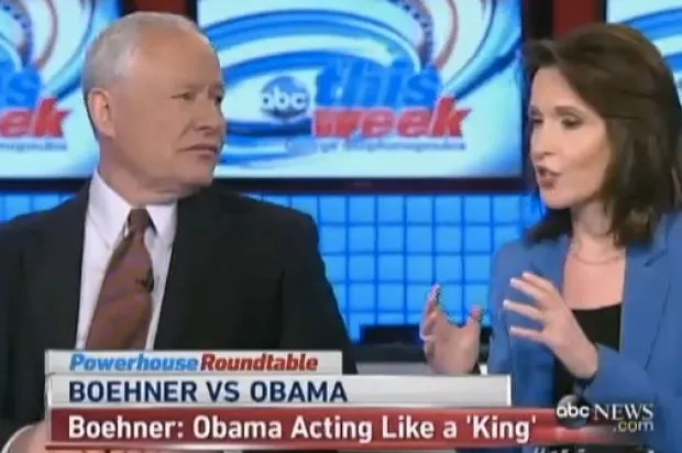 "Nation editor destroys Bill Kristol: ""You should enlist in the Iraqi army"""