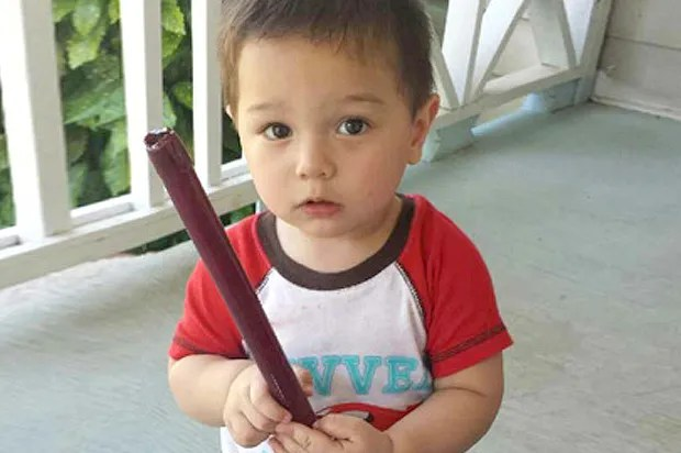 A SWAT team blew a hole in my 2-year-old son (UPDATE)