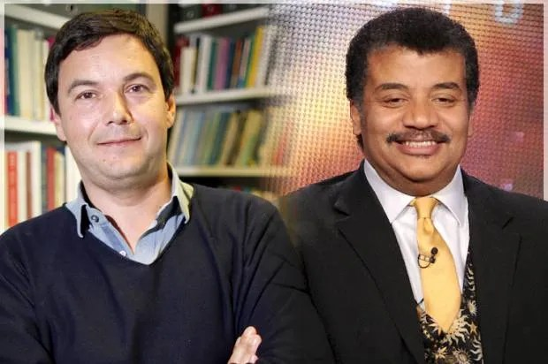 Rise of the myth busters: Why Piketty and Tyson are the icons America needs