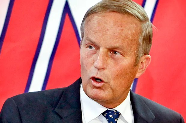 Deranged Todd Akin is back -- and steps in it again!