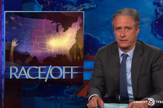 Must-see morning clip: Jon Stewart finally gives Fox the takedown we've been waiting for