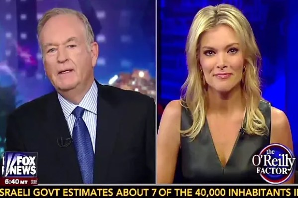 Bill O'Reilly gets schooled on white privilege by Megyn ...