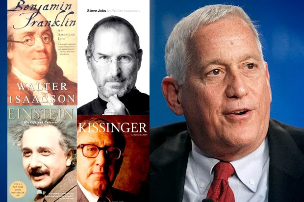 "Walter Isaacson: ""Innovation"" doesn't mean anything anymore"