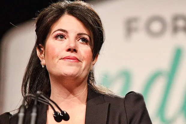 Republicans beg Donald Trump to shut up about Monica Lewinsky, as Trump threatens to bring her up