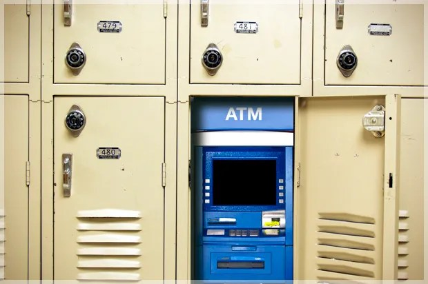 Why are banks opening branches... <em> in high schools</em>?