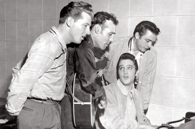 "Jerry Lee Lewis on touring with Elvis, Johnny Cash, Carl Perkins: ""They knew, even then, they were seeing the greatest thing"""