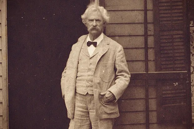 "Mark Twain's democratic ideal: How truth, laughter defeat ""sweet-smelling, sugar-coated lies"""