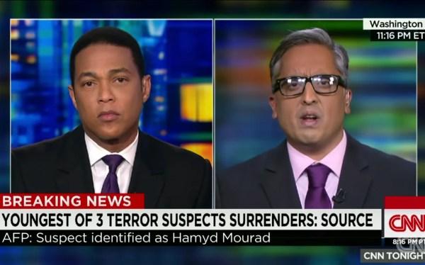 "CNN guest responds to Don Lemon's ""racist, dumb-ass"" ISIS ..."