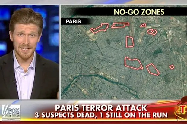 """This guy's clearly a complete idiot"": How Fox News became a laughingstock in Paris"