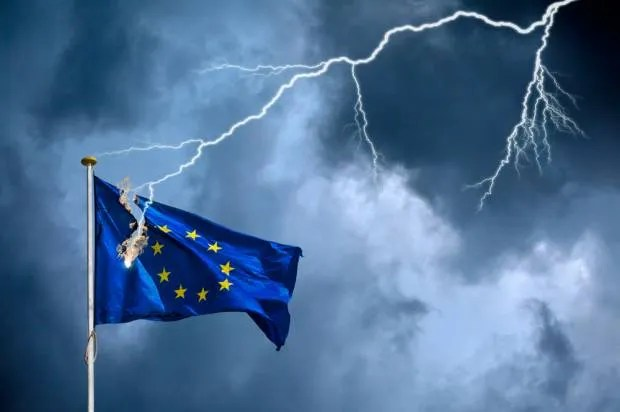 The fall of Europe: Why the European Union is teetering on the brink