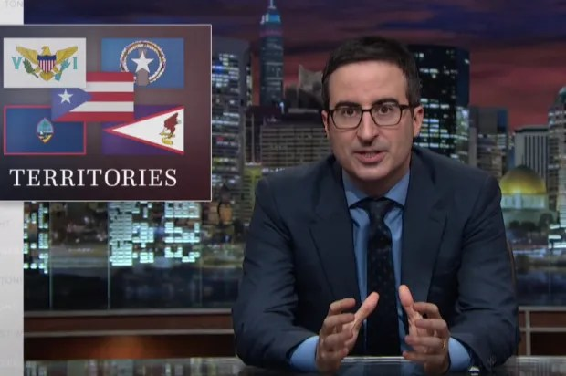 7 times John Oliver perfectly captured what's wrong with America -- and triggered real reform