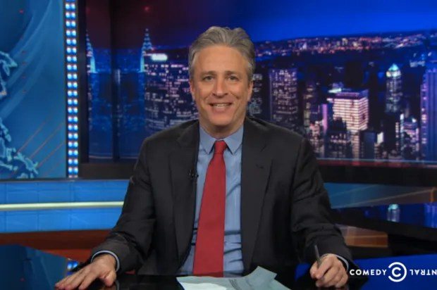 "Jon Stewart unloads on Fox News in exclusive: ""Watching these channels all day is incredibly depressing ... I live in a constant state of depression"""