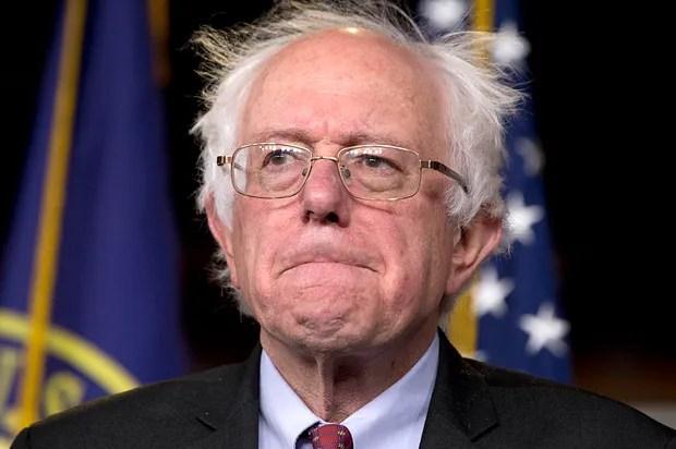 The Bernie Sanders smear campaign has begun