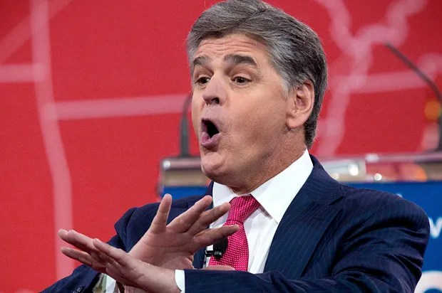 "Sean Hannity gets schooled on immigration: ""People won't  vote for a candidate who will deport your father"""