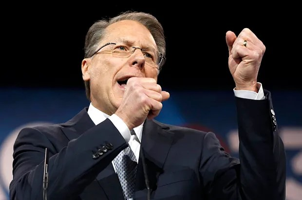 The NRA's sinister project: Turn America into a
