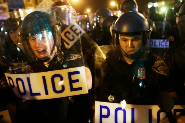 There is no social change without coercion: Race, Baltimore, and how violence makes nonviolence possible
