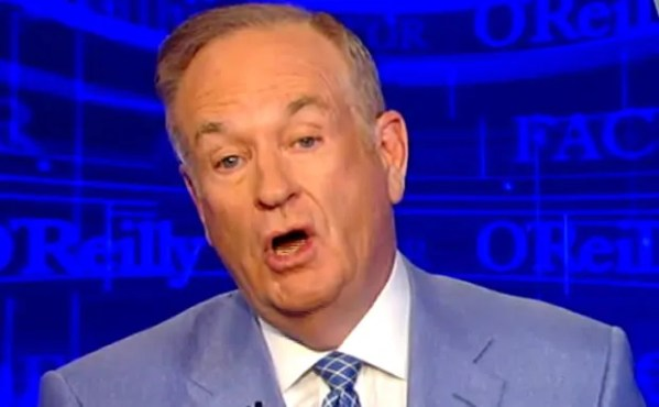 Bill O'Reilly literally phoned in this Benghazi conspiracy ...
