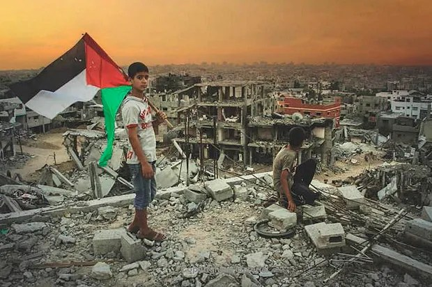 """""""The question is just when"""": Max Blumenthal on war in the Gaza Strip's past — and its future"""
