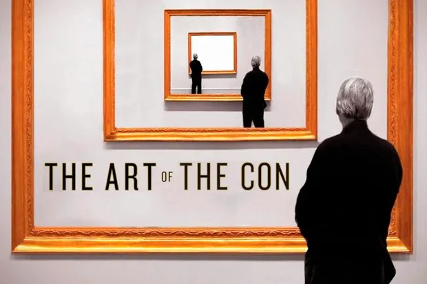 A most brilliant art world con: A near-perfect scheme, barely unraveled, straight from Hollywood