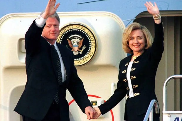 """""""We had this period of peace and prosperity, and what did we do with it?"""": Historian Gil Troy reexamines the Clintons and the 1990s"""
