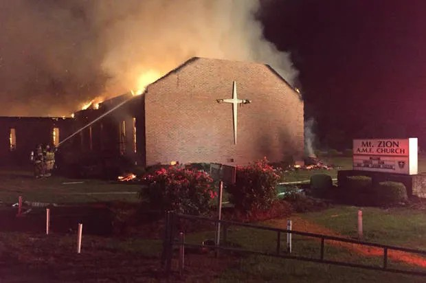This is right-wing terrorism: The frightening new rise of church and clinic arson -- and why you won't hear about it on Fox News