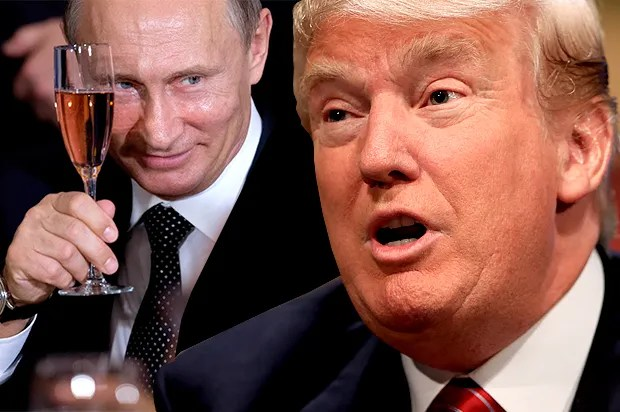 Image result for trump russian