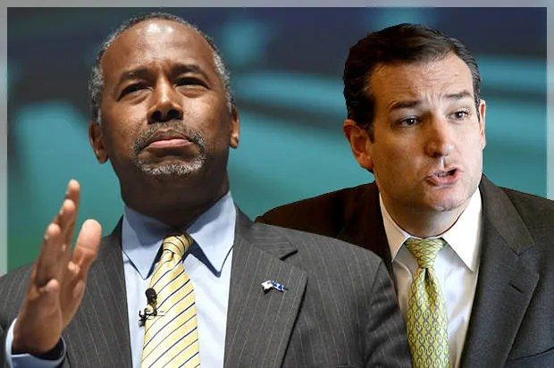 Why not elect an atheist president?: Cruz and Carson double down on Christianity despite shifting demographics