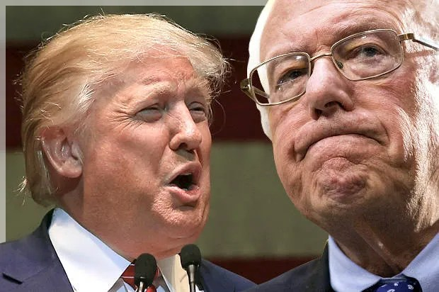 This is how Bernie Sanders wins: The appeal to Donald Trump voters that would turn 2016 upside down