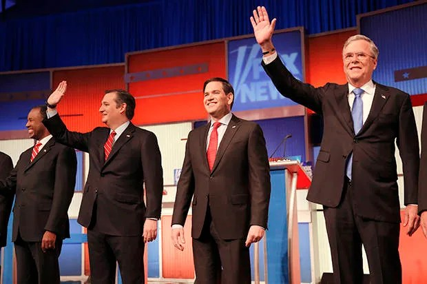 Everything you need to know about last night's excruciating GOP debate
