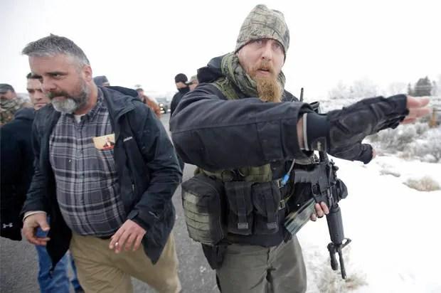 Image result for images militia FBI MOLE