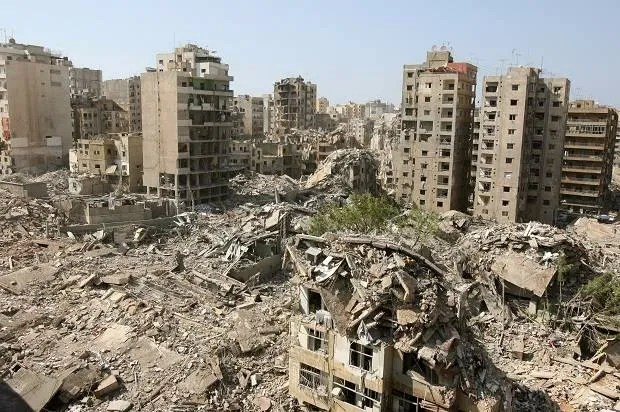 """Prominent American professor proposes that Israel """"flatten Beirut"""" — a 1 million-person city it previously decimated"""