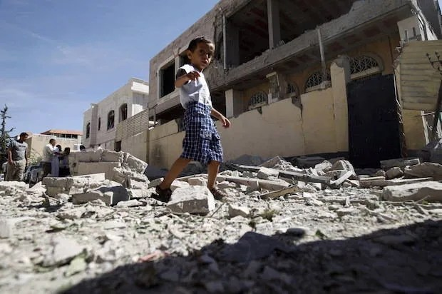 Image result for us bombs over yemen