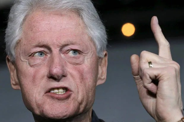 "We confronted Bill Clinton about race: ""In that moment he revealed himself and his true thoughts on black people"""