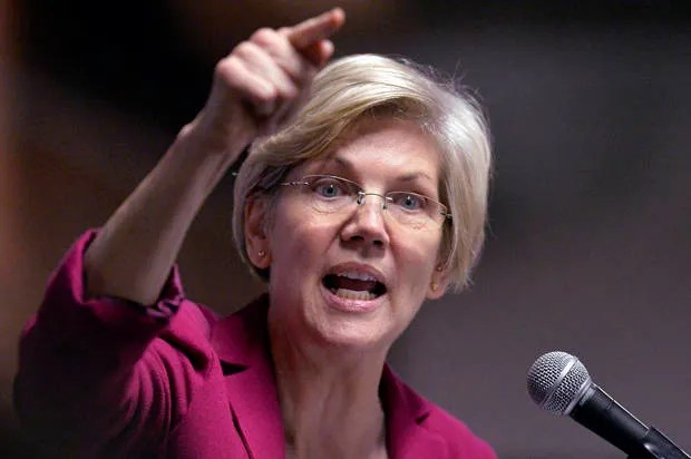 The Dems' lethal weapon: Elizabeth Warren is the only Democrat that can cut Donald Trump down to size